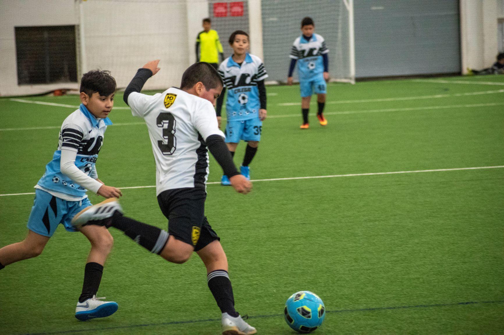 Youth Indoor Boys - Striker